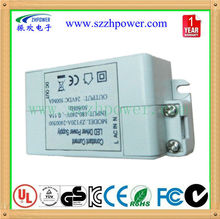 driver led 3w 12v 250mA with constant current or voltage