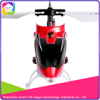 Latest technology 50minutes charging time toy rc helicopter