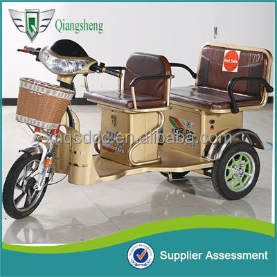 Qiangsheng mini ECO friendly electric trike