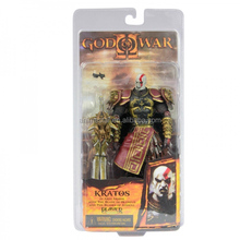 Wholesale God of War Action Figure Anime NECA God of War II Kratos in Ares Figure 7""