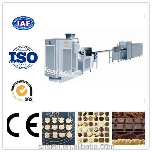 SE reasonable price chocolate making machine in china