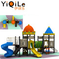 luxury children playground tube slide environment-friendly used commercial playground equipment sale
