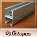 Ventilation use HVAC galvanized profile C support channel