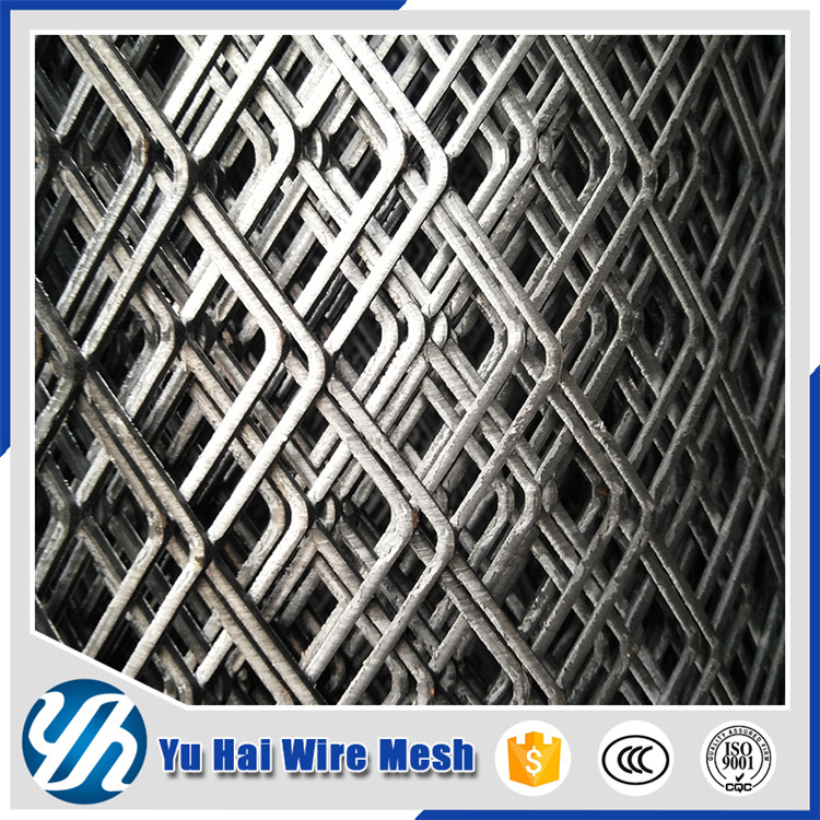 competitive price china supplier expanded metal mesh rib lath angle bead