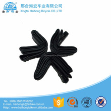 20' black butyl rubber bike tire inner tube /bycicle tyre tubes