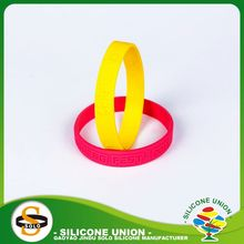 Make your own new design spray silicone bracelets