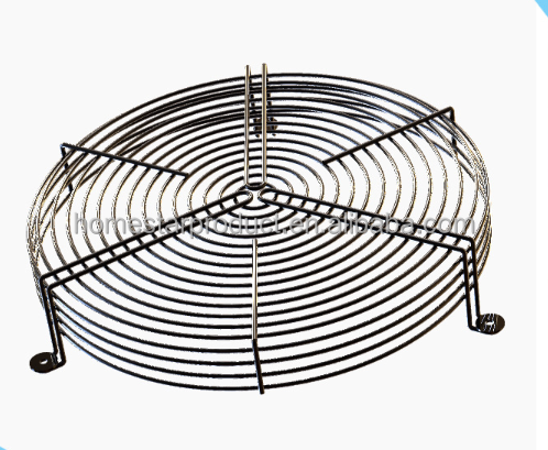 FAN GUARD/Exhaust fan cover/stainless steel Fan grill and Cooling Fan Metal Guard