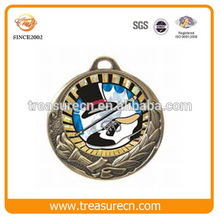 Custom Popular Music Dancing Souvenir Gifts Cheap Finisher Medals