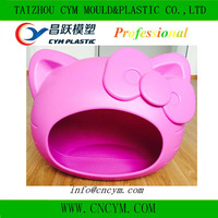Eco-Friendly Durable plastic Cat&Dog pet cage