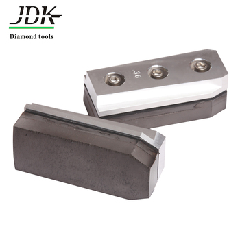 High Quality Metal Bond Diamond Fickeret Abrasive Block For Granite Grinding Tools