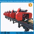 Multiple Head Horizontal Industrial Woodworking Band Sawmill Horizontal Band Resaw Band Saw Mills Machine