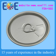 Gambia 307 aluminium can lid 83mm beer can easy open lid