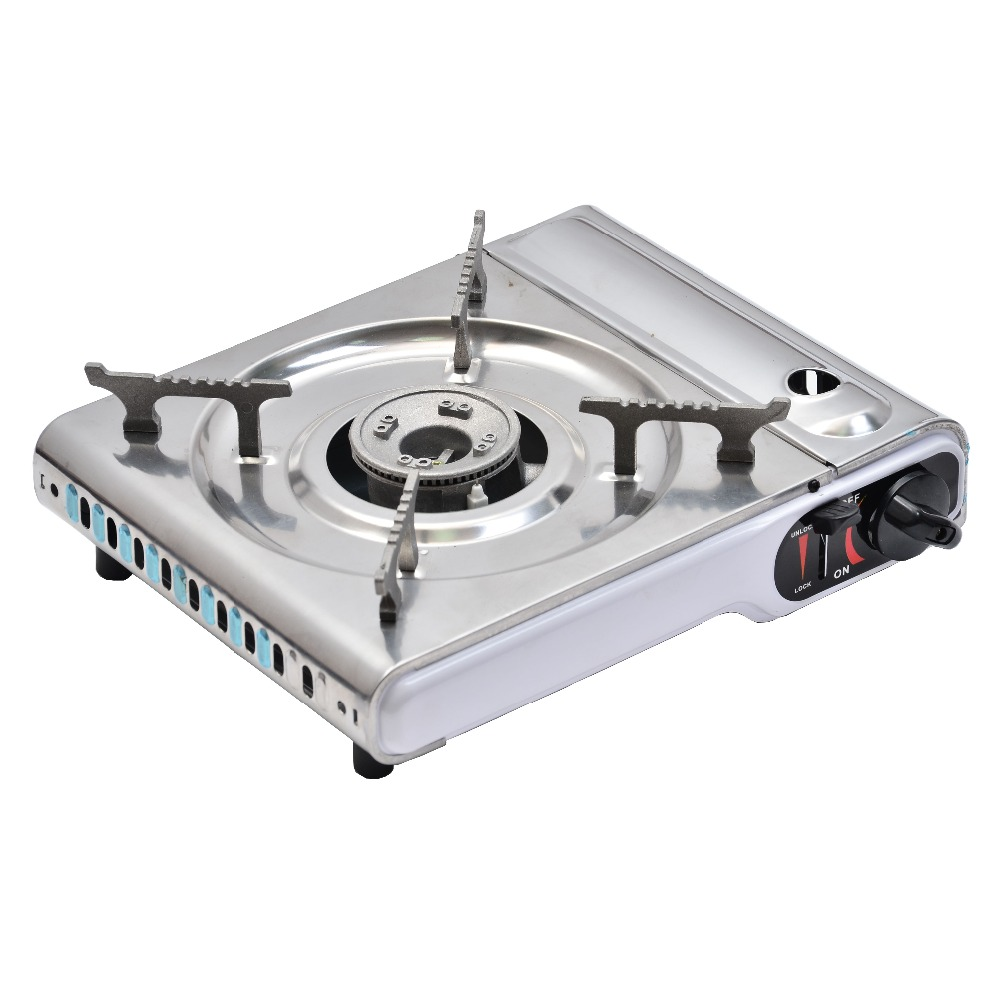 Best price stainless steel single gas cooker