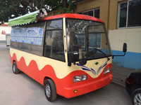Electric quick food car with best price for sale