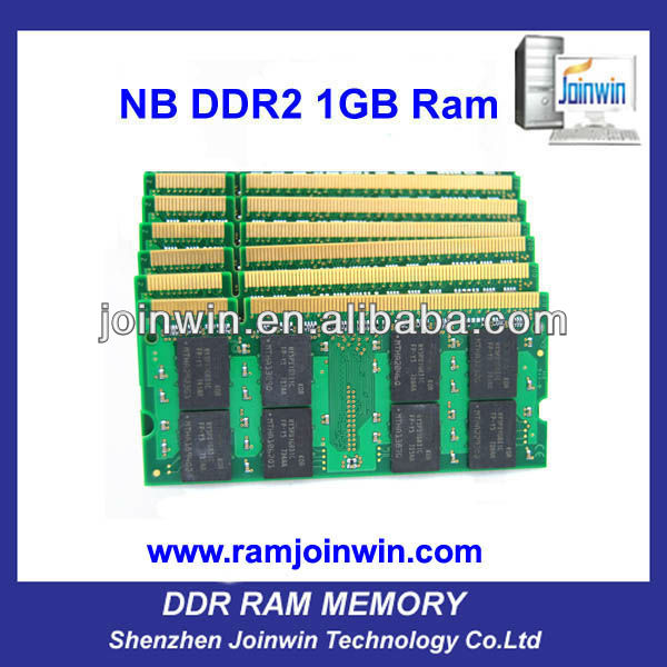 Full compatible lifetime warranty 1gb ddr2 random access memory