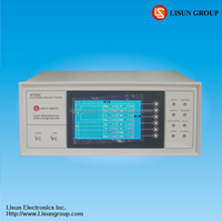 WT5000 Electronic ballast tester is the updated version with a super-maximal LCD for displaying waveforms and parameters
