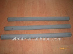 China NSiC Nitride bonded silicon carbide thermocouple protection sheath