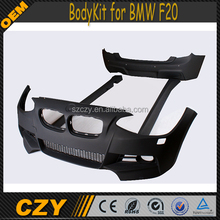 Auto Tuning Parts Bodykits PU M Tech F20 Body Kit for BMW 1 Series F20