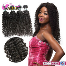2015 New Item Full Cuticle And Tangle Free 100% Virgin Curly Malaysian Hair