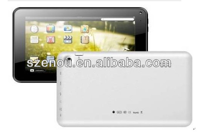New 7'' allwinner A20 Dual Core Android 4.2 , Shenzhen factoryTablet Pc
