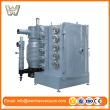 Electric cooker liner Multi arc ion PVD metal Chrome Vacuum plating coating machine with rose gold color
