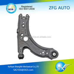 Both 2 new front lower control arm and ball joint assembly for 1998-2010 VW Beetle RK640176 520-760 K640176