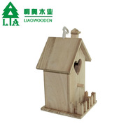 hot sale & high quality decorated bird house