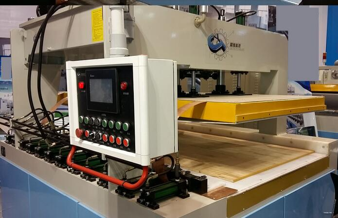 High frequency frame joint machine/wood painting machine