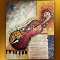 Famous designs colourful fabric painting with still life on canvas for wholesale