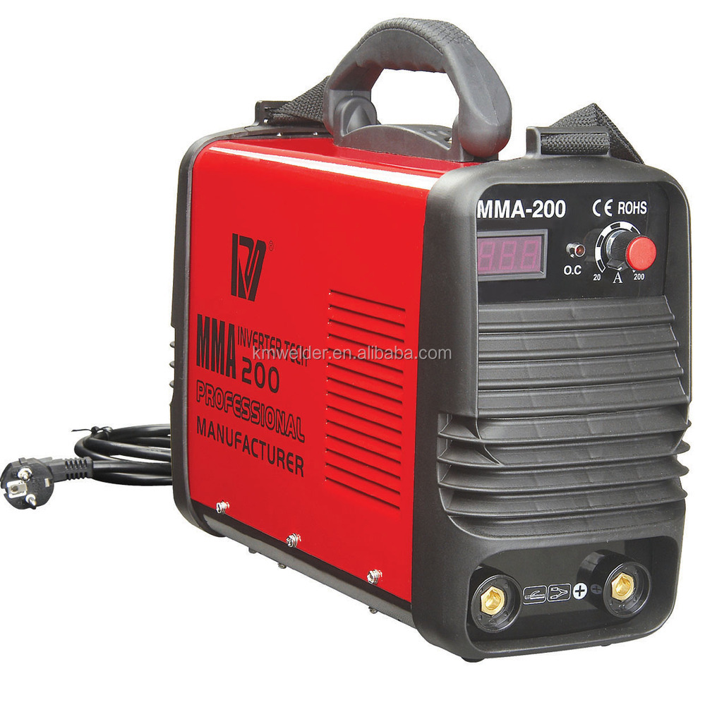digital inverter mma welder