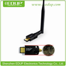 EDUP External Omni Antenna Wireless WiFi Adapter with Long Range E=Receiver