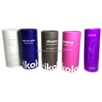 T-shirt tube boxes packaging tube boxes Clothing round boxes
