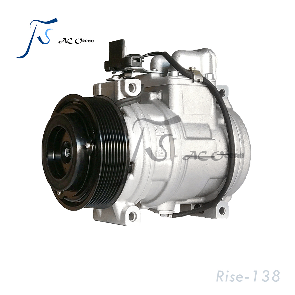 10PA20C 447200-6008 Car Air AC Compressor For <strong>W140</strong> Cooling Heating Machine
