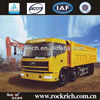 Strong overload capability LHD Euro 3 super dump trucks for sale