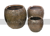 Hand made pots - Sandy