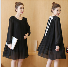 wholesale maternity clothes fashion korean office dress for pregnant women