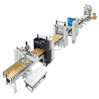 Roll steel laminating machinery