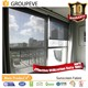 Roller Blinds Curtain Sun Shade Fabric Screen Solar