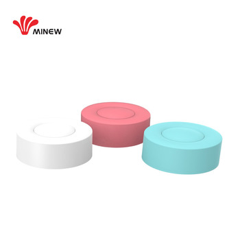 Indoor LBS Bluetooth Ble Sticker FCC CE certified Minew i4