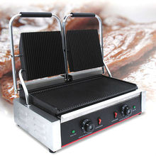 commercial Electric Sandwich Grills/steak grilled machine