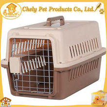 Professional Large Dog Cage Plastic Body Wire Door Wholesale Pet Cages,Carriers & Houses