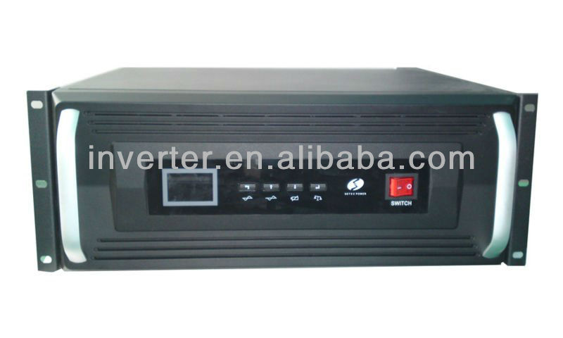 Pure Sine Wave power Inverter for telecom