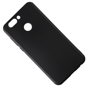 High Quality Wholesale Silicon Black Matte Mobile Cell Phone Covers for Huawei Nova 2 Plus