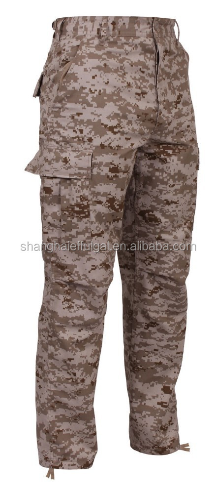 Colors kinds of camo pants