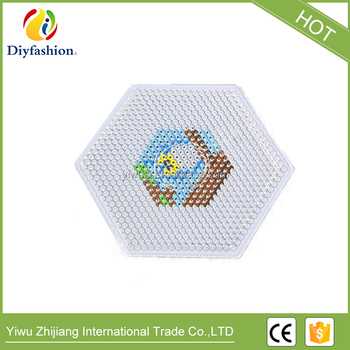 Pegboards Patterns For Mini Hama Beads Perler Beads Diy Educational Toys