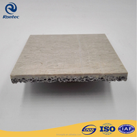 fire resistant and sound deadening ceiling panels