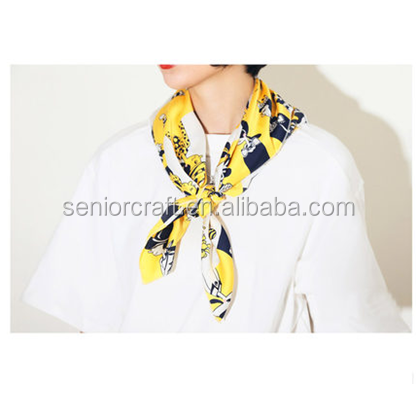 Chiffon Printed Scarf for Gifts
