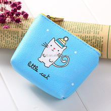 promotion new item girls zero change fruit animal design Cartoon wallet