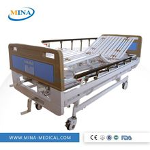 MINA-MB4001 beds for bedridden patients bed hospital/home care easy use
