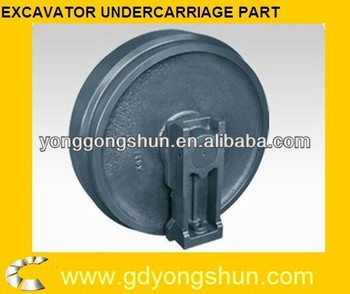 UNDERCARRIAGE PART,KOBELCO SK330-8/SK350LC-8 IDLER LC52D00033P1